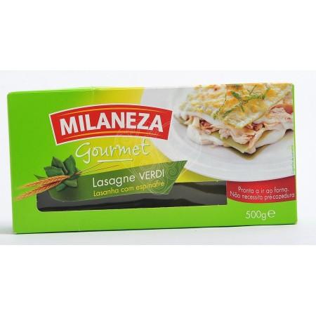 Lasanha com Espinafre Milaneza