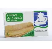 Filetes de Cavala em Azeite Vasco da Gama