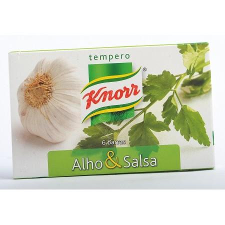Tempero Alho & Salsa Knorr