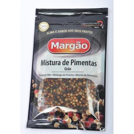 Mistura de Pimentas em Grão Margão
