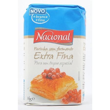 Farinha Sem Fermento Extra Fina Nacional