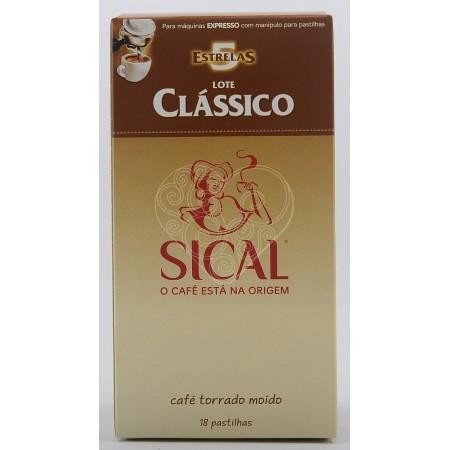 Café Torrado Moído Clássico 5 Estrelas Sical