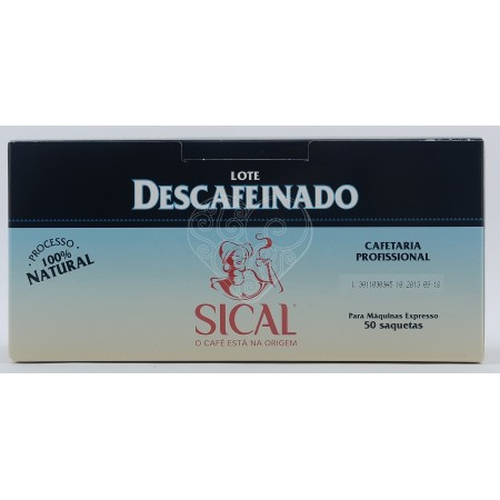 Café Descafeinado Sical