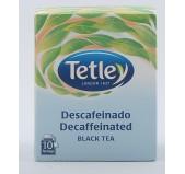 Chá Preto Descafeinado Tetley