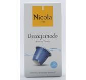 Café Descafeinado Nicola