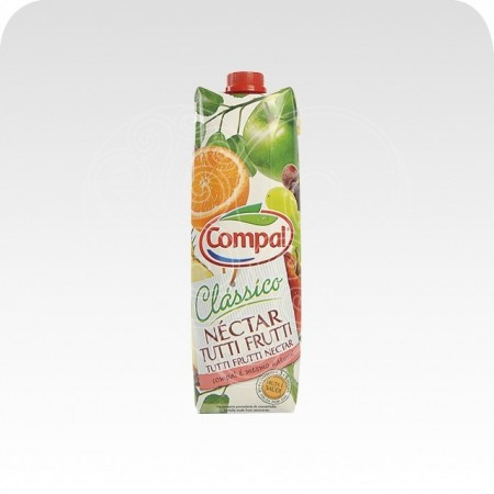 Néctar Tutti Frutti Clássico Compal