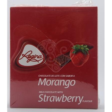 Chocolate com Sabor a Morango Regina