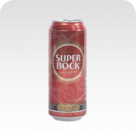 Cerveja Super Bock Lata