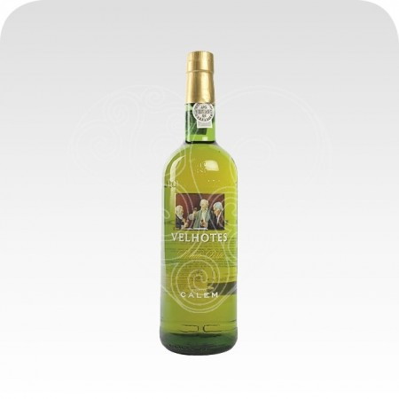 Vinho do Porto Calém Velhotes Branco