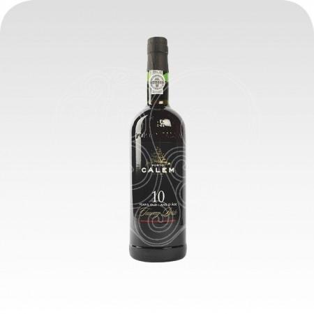 Vinho do Porto Calém 10 Anos Tinto