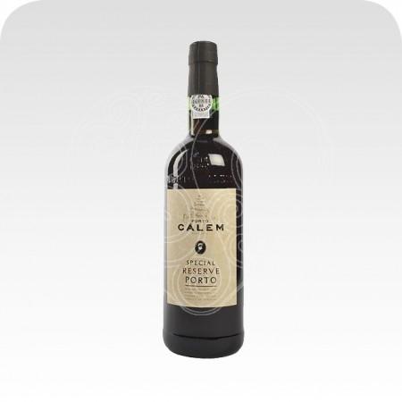 Vinho do Porto Calém Reserva Tinto