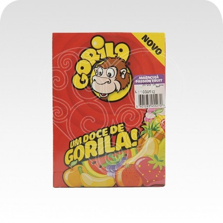 Pastilha Gorila Maracujá