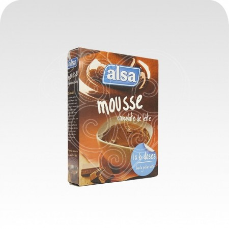 Mousse Chocolate Alsa