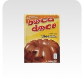 Pudim Boca Doce Chocolate