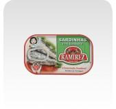 Sardinhas em Tomate Ramirez