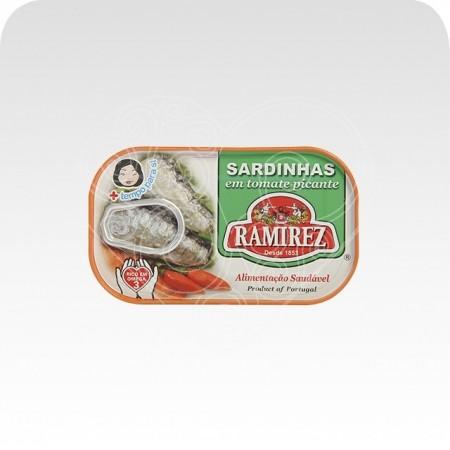 Sardinhas em Tomate c/ Piri-Piri Ramirez