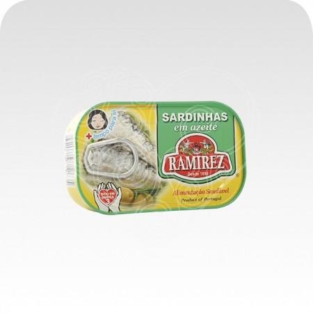 Sardinhas em Azeite Ramirez