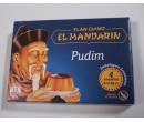 Pudim Flan El Mandarin