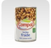 Feijão Frade Cozido Compal
