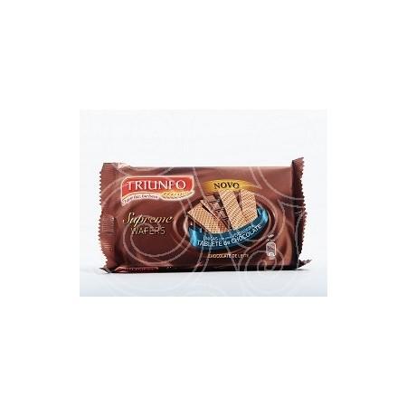 Supreme Wafers Chocolate de Leite Triunfo
