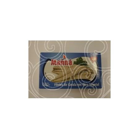 Filetes de Cavala Manná