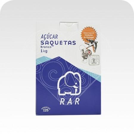 Açúcar Saquetas RAR