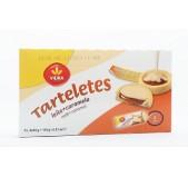 Tarteletes Leite+Caramelo Vieira de Castro
