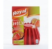Gelatina Mix Morango/Maracujá Royal