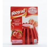 Gelatina Morango Royal
