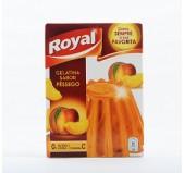 Gelatina Pêssego Royal