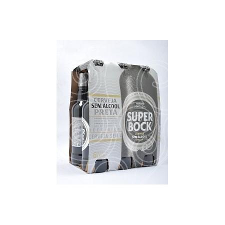 Cerveja Super Bock Sem Álcool Preta