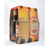 Cerveja Super Bock Clássica