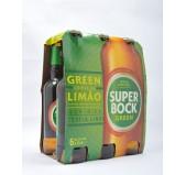 Cerveja Super Bock Green Limão
