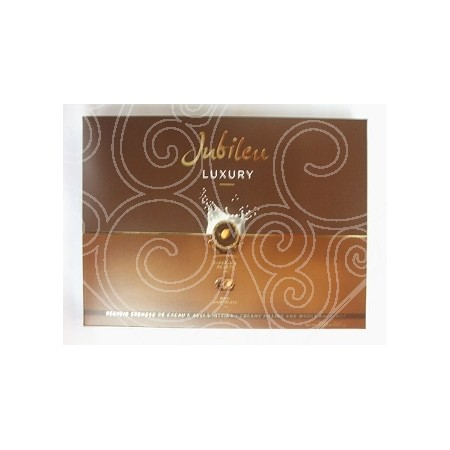 Bombons Jubileu Luxury Chocolate de Leite Imperial