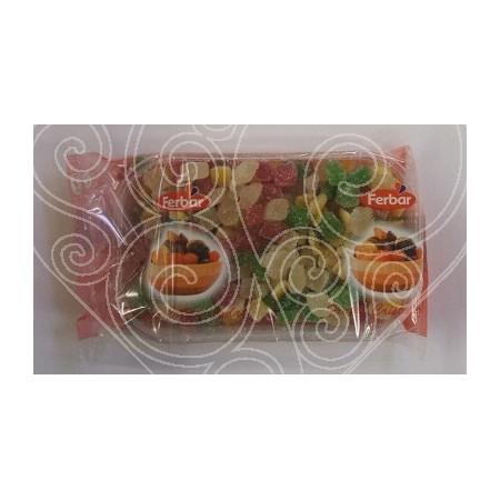 Fruta Cristalizada Sortida Cubos Ferbar