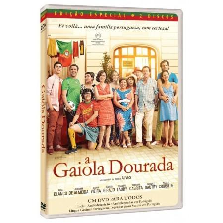 A Gaiola Dourada - Edição Especial 2 Discos