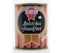 Salsichas Frankfurt Sicasal