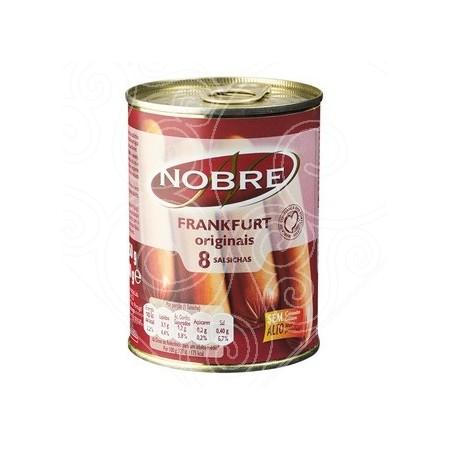 Salsichas Frankfurt Lata Nobre