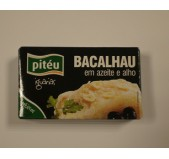 Bacalhau c/Azeite e Alho Pitéu Iguarias
