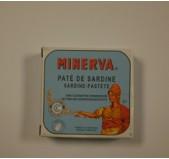 Paté de Sardinha Minerva