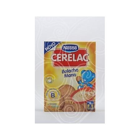 Cerelac Bolacha Maria Nestlé