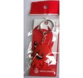 Porta-Chaves Diabinho Vermelho