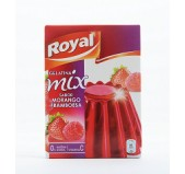 Gelatina Mix Morango/Framboesa Royal