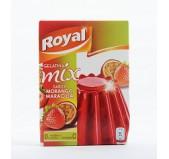 Gelatina Mix Morango/Maracujá Royal