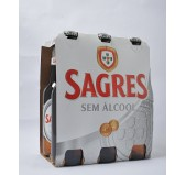 Cerveja Sem Álcool Sagres Zero%